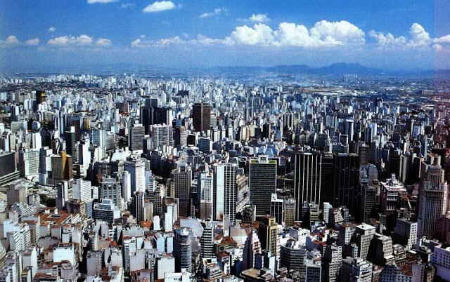 Foto 1 - Vista da Cidade de SP