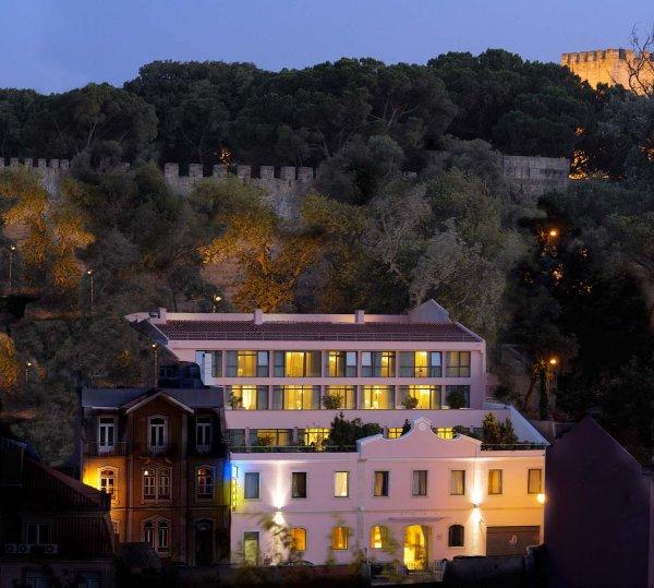 Foto 2 – Hotel Olissippo Castelo