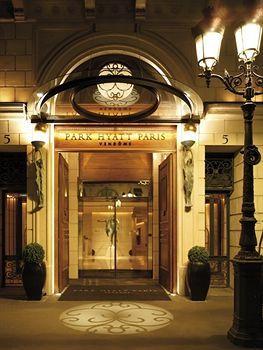 Foto 8 - Hotel Park Hyatt Paris
