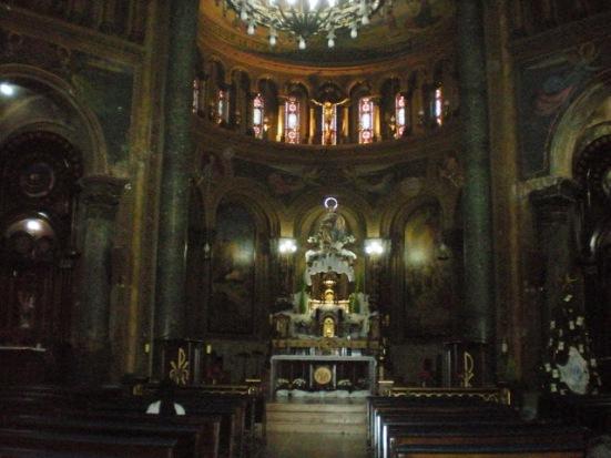 Foto 13 - Interior da Igreja Nossa Senhora da Consolação