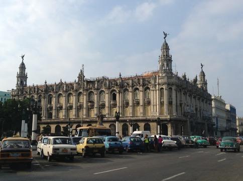 Foto 18 - Teatro Garcia Lorca de Havana