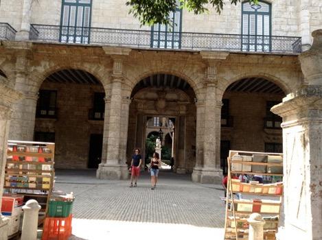Foto 9 - Praça das Armas