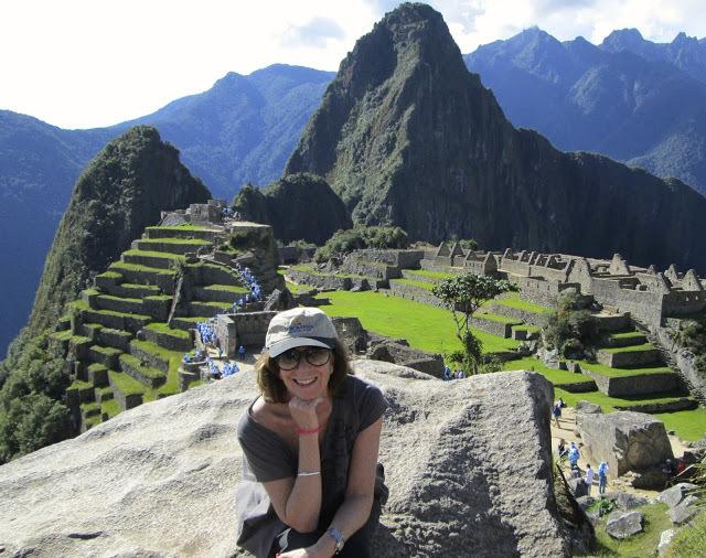 Foto 18 - Cristina em Machu Picchu