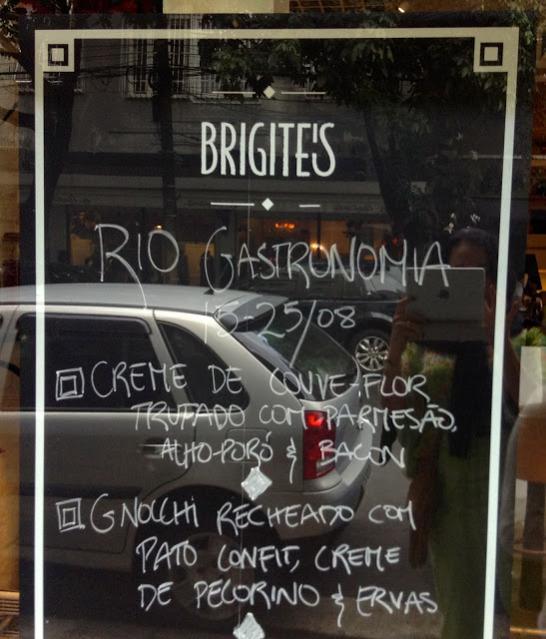 Foto 18 - Restaurante Brigite's