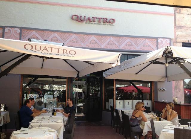 Foto 22 - Restaurante Quattro