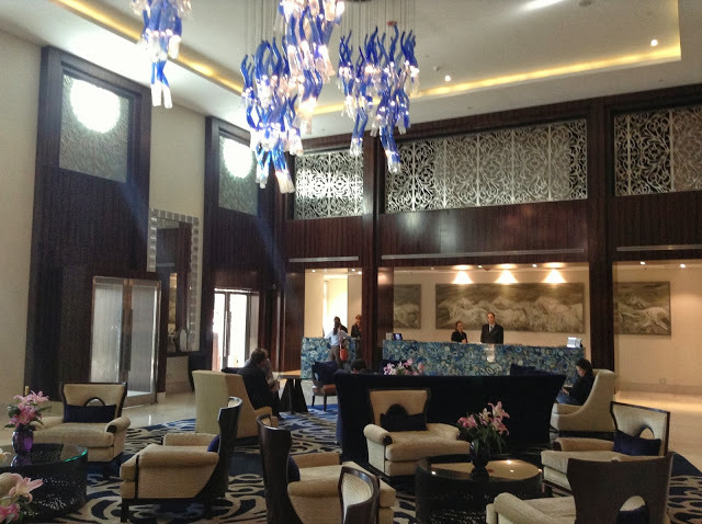 Foto 5 - Recepção do Hotel Four Seasons