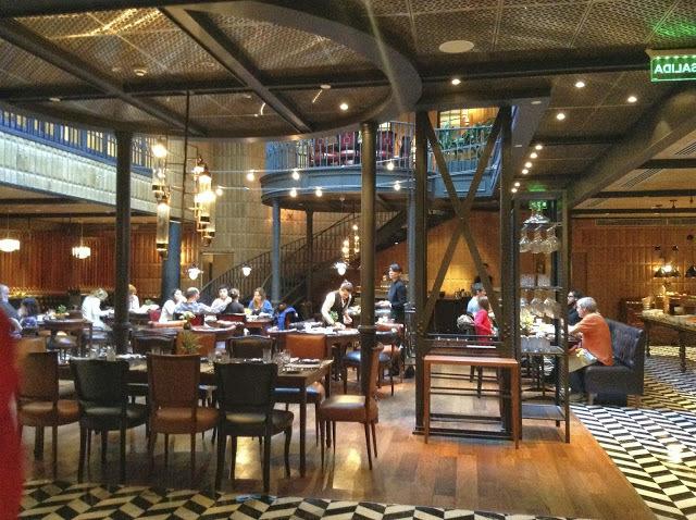 Foto 6 - Restaurante Elena do Hotel Fous Seasons