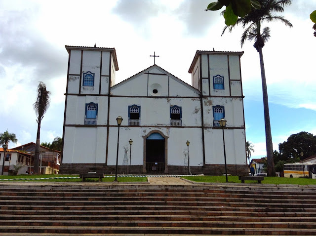 Foto 12 - Igreja Matriz de Nossa Senhora do Rosário