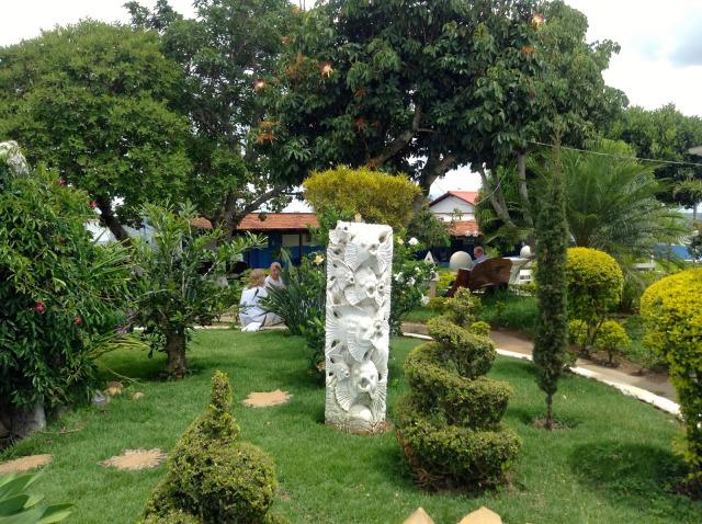 Foto 2 - Jardim da casa de Dom Ignácio