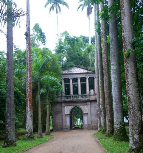 Foto 3 - Portão da Fábrica de Pólvora