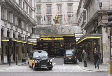 Foto 10 - Savoy Court com os Black Cabs