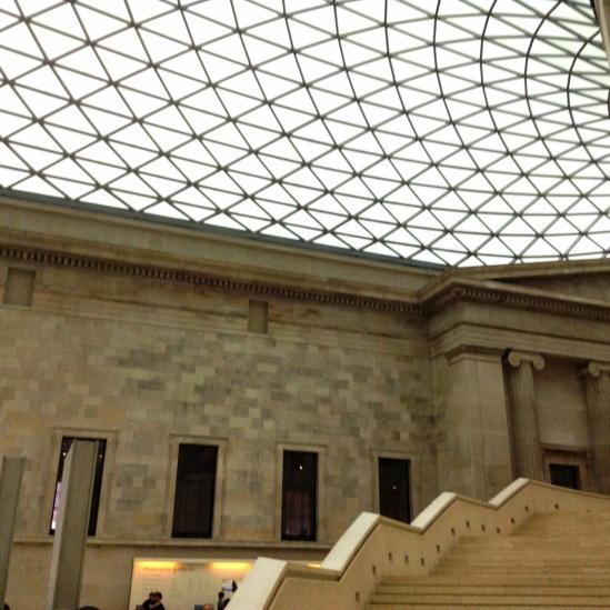 Foto 15 - Hall de Entrada do British Museum