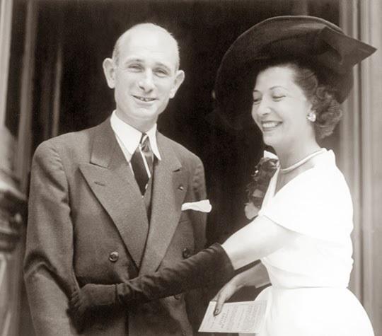 Foto 29 - Jacqueline e François Sommer - patrocinadores do Museu