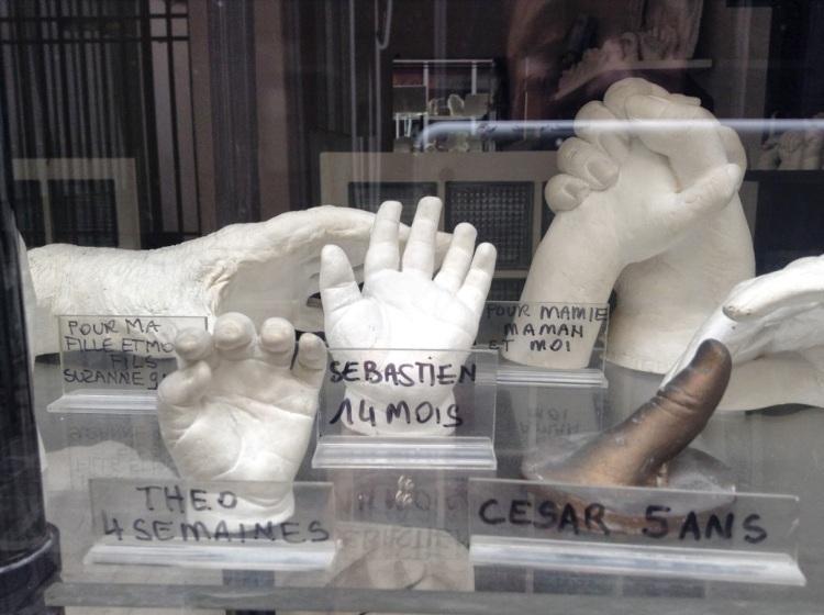 Foto 3 - Loja de Moldagem de mãos