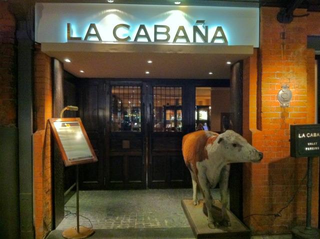 Foto 14 - Restaurante La Cabaña