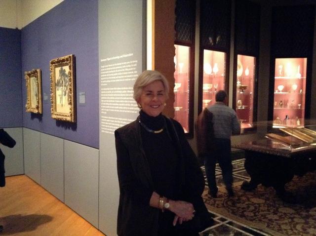 Foto 4 - Exposição Mme. Cézanne - MET