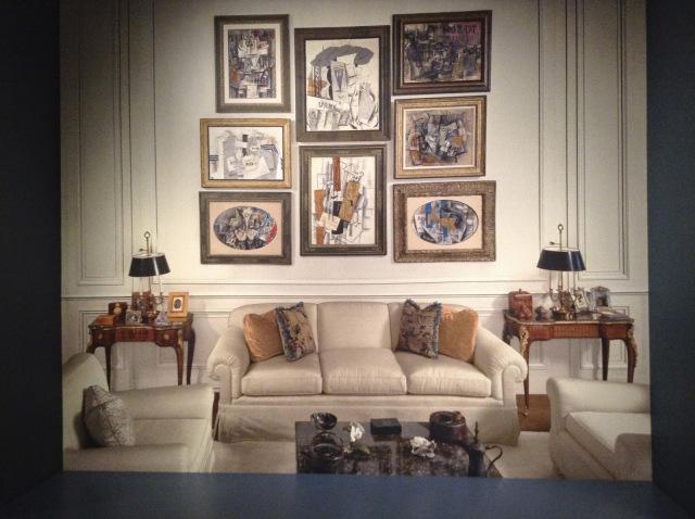 Foto 8 - Reprodução da Casa de Leonard Lauder - MET