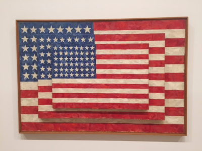 Foto 3 - Jasper Johns - Three Flags 1958