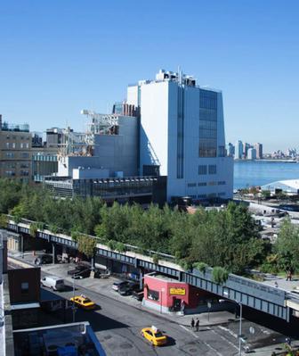 Foto 8 - Fachada Museu Whitney