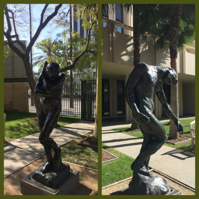 Foto 21 - Museu Lacma - Rodin (combo)