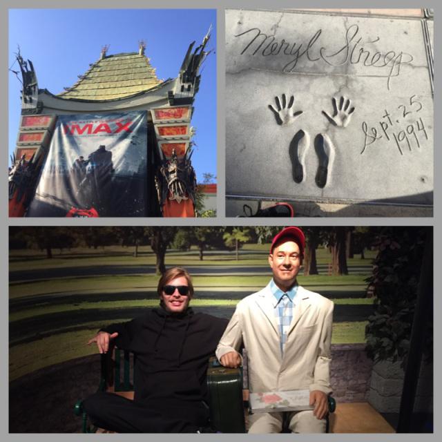 Foto 3 - Chinese Theatre: Calçada da Fama: Mme. Tussaud