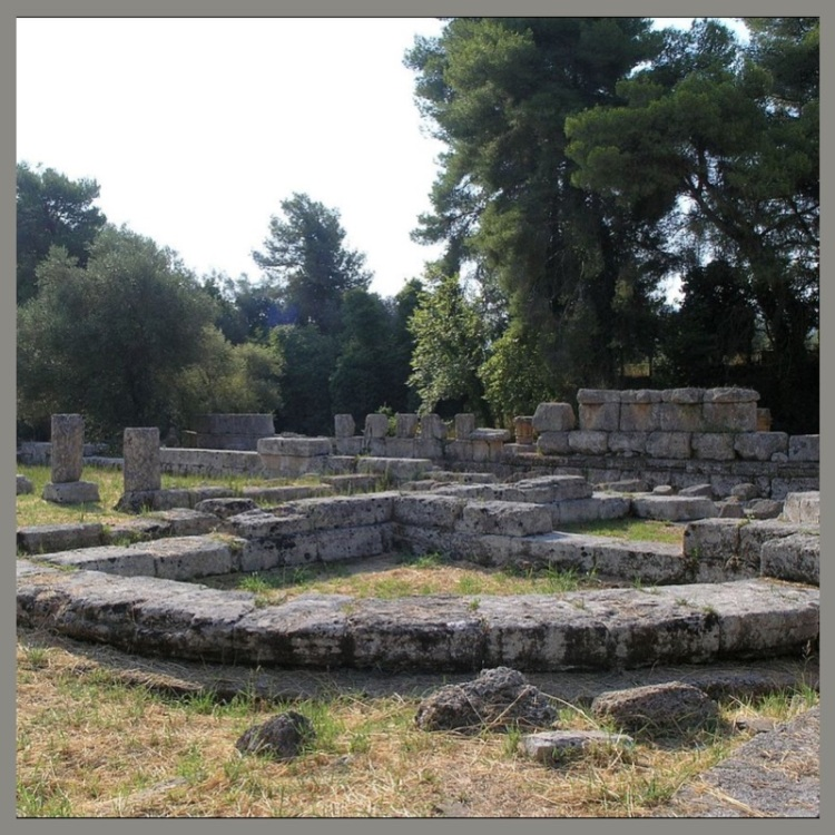 Foto 10 - Concil House Bouleuterion - Olympia