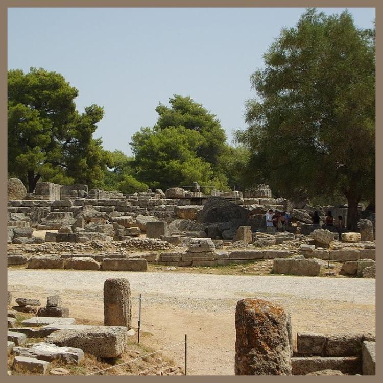 Foto 7 - Templo de Zeus - Olympia