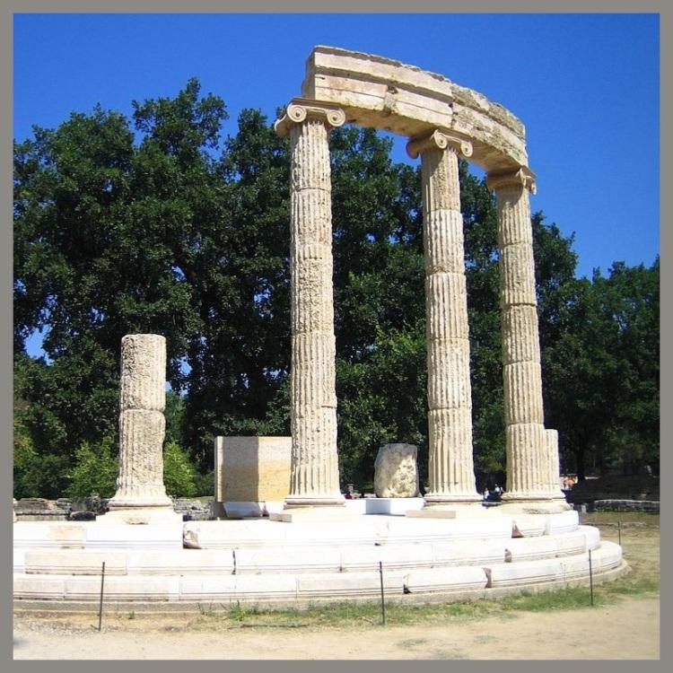 Foto 9 - Templo de Filip - Olympia