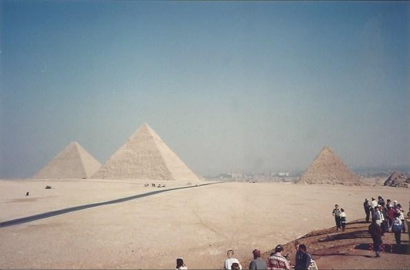 Foto 1 - Pirâmides. Egito 9