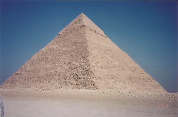 Foto 3 - Pirâmide Queops.Egito 5