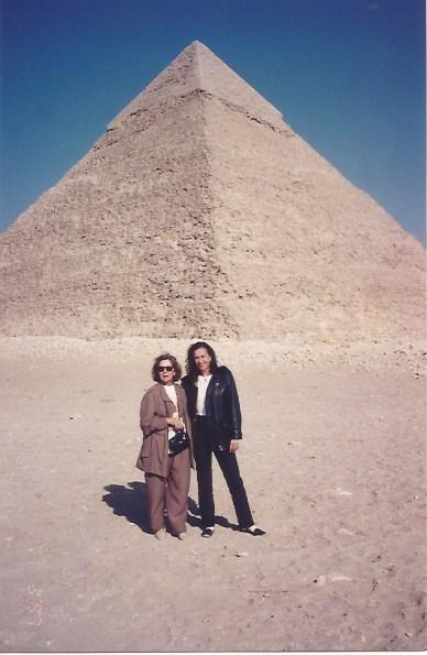 Foto 5 - Pirâmide Quefren.Egito 6