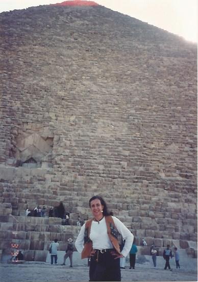 Foto 6 - Pirâmide Miquerinos.Egito 2