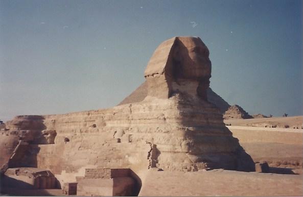 Foto 7 - Esfinge.Egito 13
