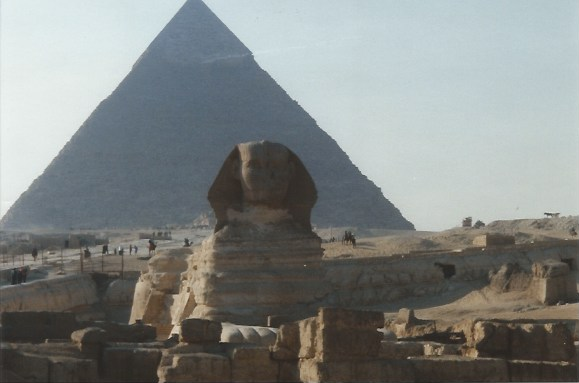 Foto 8 - Esfinge.Egito 12