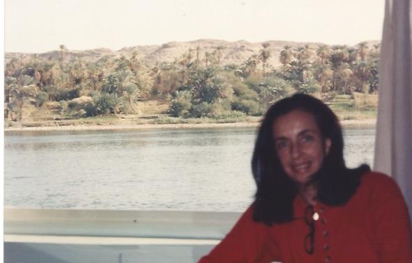 Foto 10 - rio Nilo vista do Vale dos Reis.Egito 21