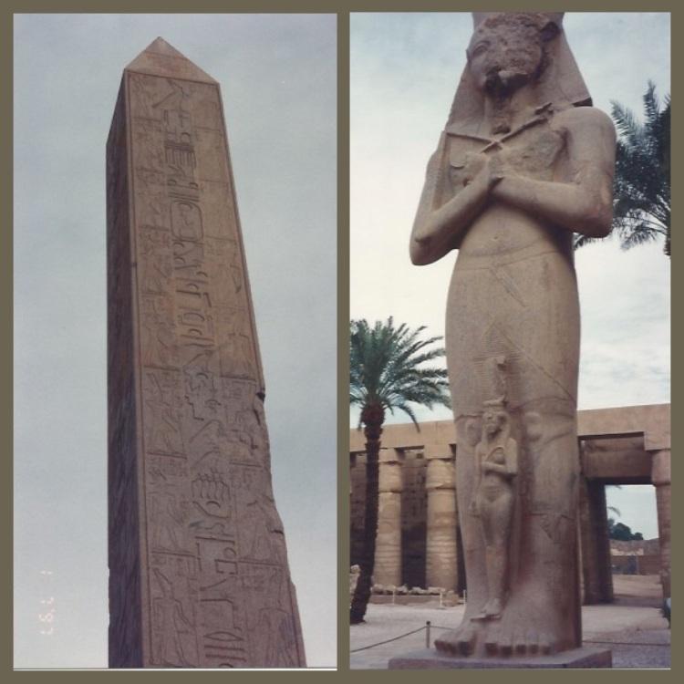 Foto 16 - Templo de Karnak