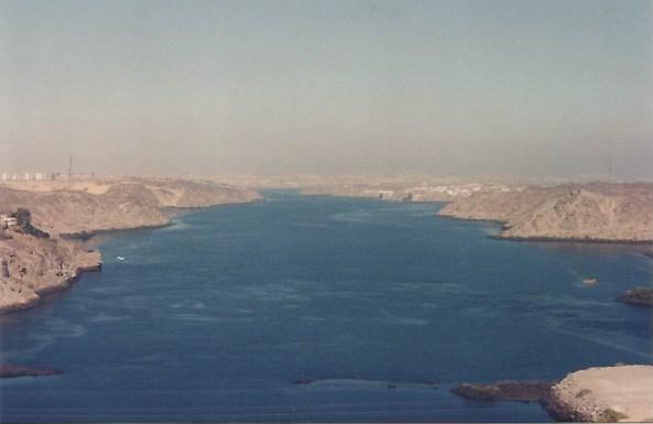 Foto 2 - rio Nilo. Egito 19