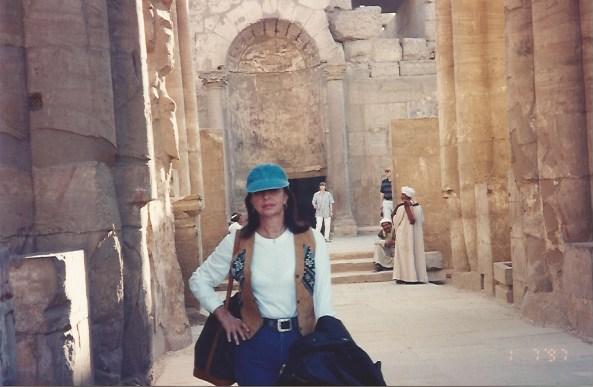 Foto 20 -Templo de Karnak.Egito 42