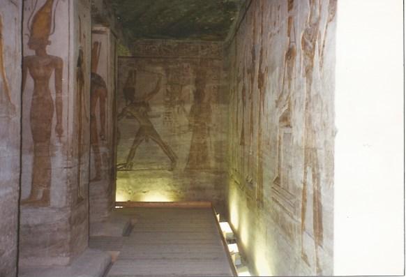 Foto 27 - Túmulo do vale dos nobres. 51