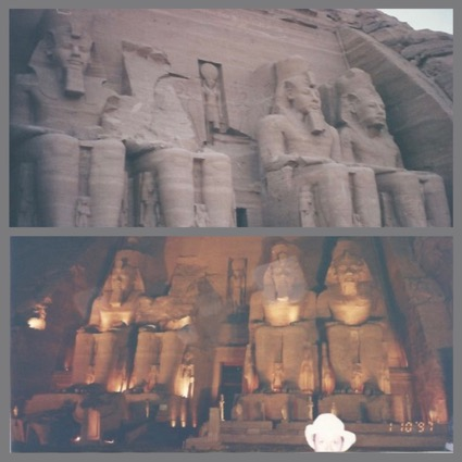Foto 30 Templo de Abu Simbel