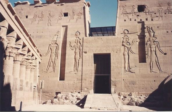 Foto 8 - Templo de Isis.Egito 18