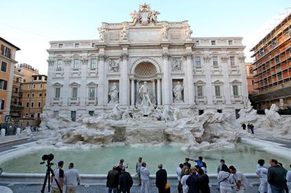 Foto 2 Fontana di Trevi
