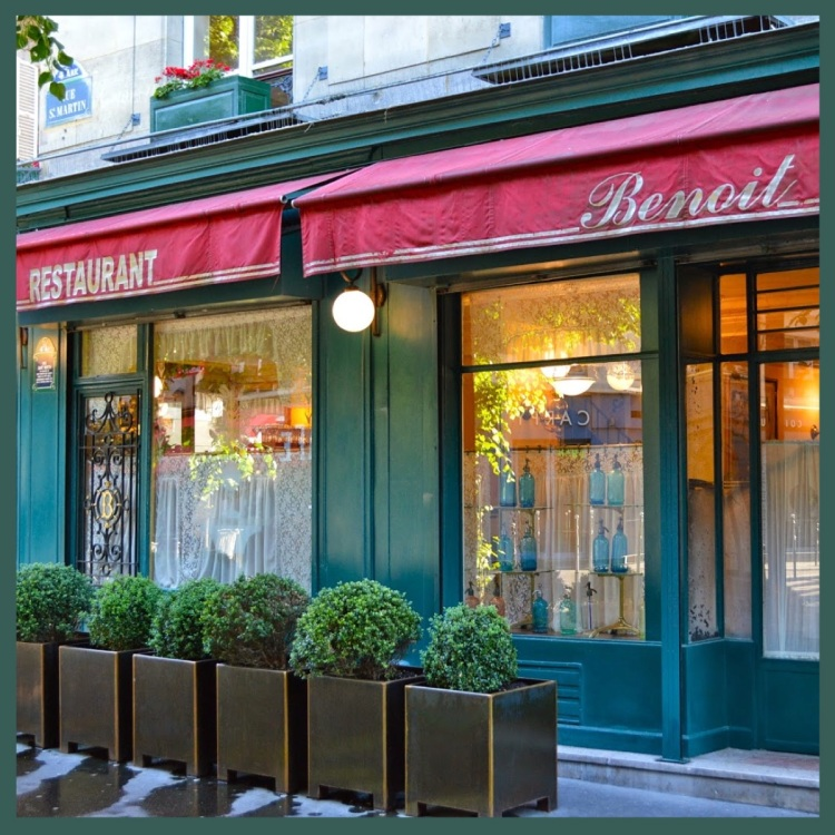Foto 20 - Restaurant Benoit