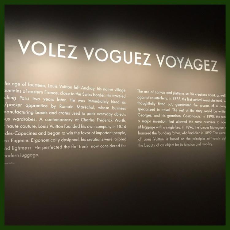 Foto 12 - Exposição Luis Vuitton