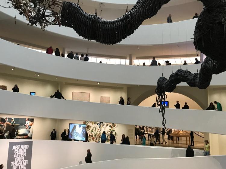 Foto 16 - Exposição China - Gugenheim