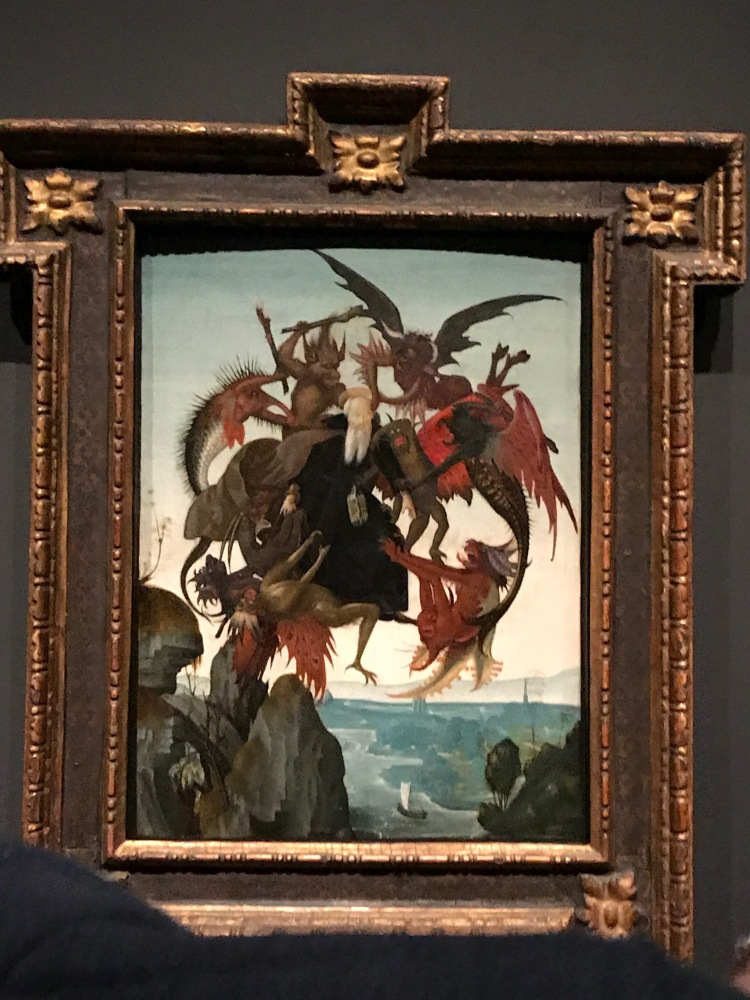 Foto 17 - O Tormento de Sto Antonio - MichelangeloMichelangelo 1487-88