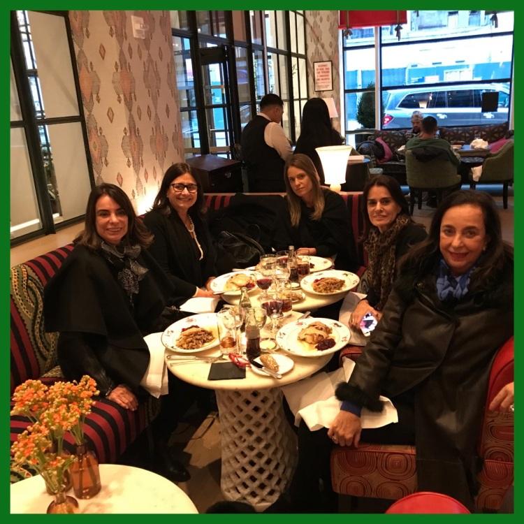 Foto 3 - Almoço Thanks giving
