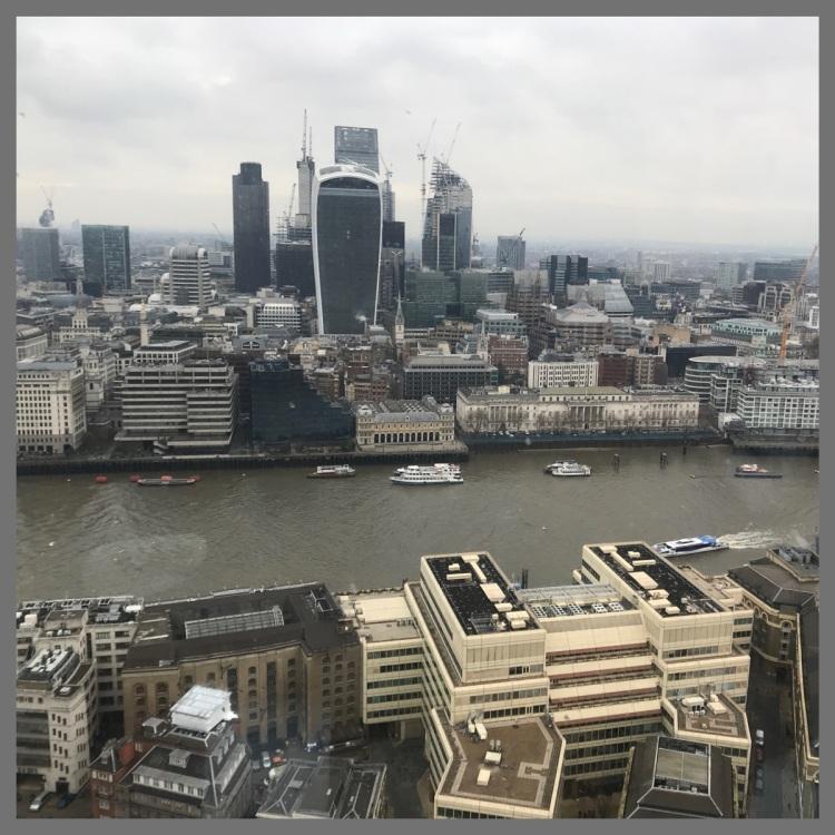Foto 1 Vista de Londres do Shard 1