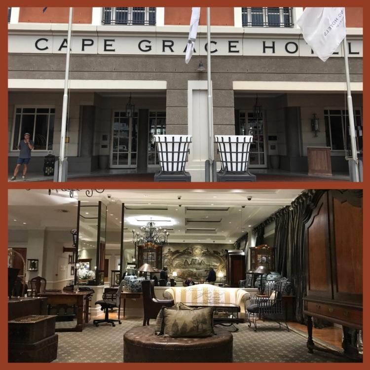 Foto 24 - Cape Grace Hotel