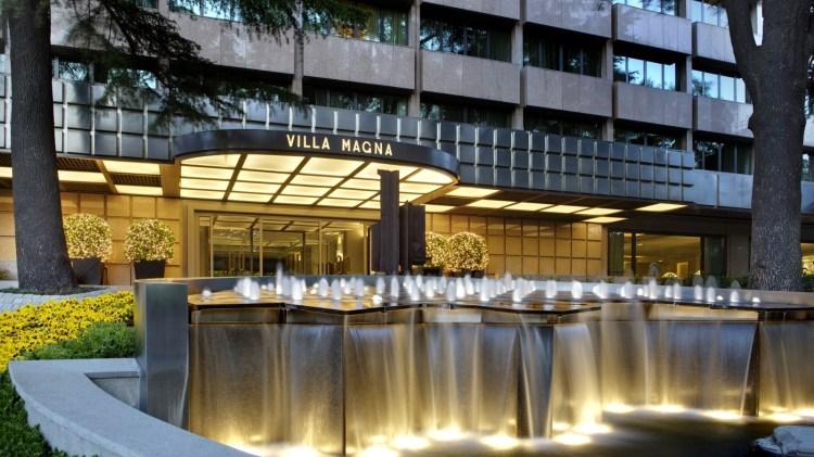 Foto 26 - Hotel Villa Magna